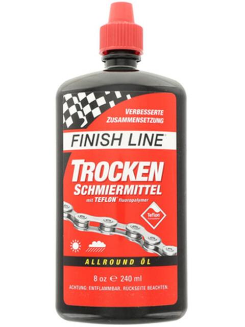 Finish Line Trockenschmiermittel mit 240ml Spritzflasche